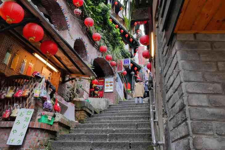Jiufen-Old-Street